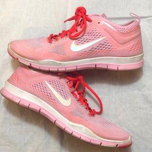 Nike Free 5.0 - 9.5 Pink